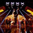 """Les Wanted Posse lors de la demi-finale de """"La France a un incroyable talent"""" sur M6. Ces derniers ont été sélectionnés pour la finale."""