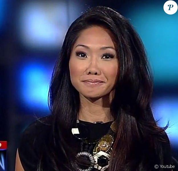Julie Chang, jeune animatrice prometteuse a été diagnostiquée d'une tumeur au cerveau après un accident de surf.