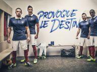 Ribéry, Matuidi, Cabaye: Conquérants et moulés dans le nouveau maillot des Bleus