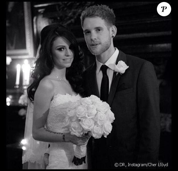 La jeune Anglaise Cher Lloyd s'est mariée par surprise le 18 novembre 2013 lors d'une cérémonie très intime.