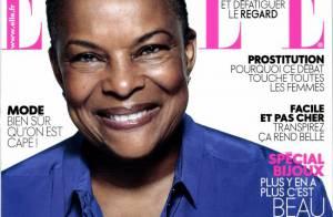 Christiane Taubira, Femme de l'année : Face au racisme, elle ''cogne''