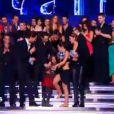 Alizée remporte Danse avec les stars 4 avec 55% des votes devant Brahim Zaibat (45%) lors de la finale de Danse avec les stars 4 sur TF1 le samedi 23 novembre 2013
