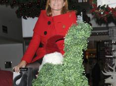 PHOTOS : Sarah Ferguson, trop classe en Mère Noël !