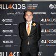 Jérôme Scherle 20 novembre 2013 à Paris au dîner de gala en soutien à All4kids et Sports Sans Frontières au Shangri-La Hotel.