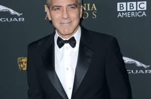George Clooney : Egérie d'un club de foot français... à son insu !