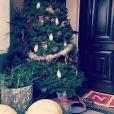Noël avant l'heure pour Kourtney Kardashian, le 28 novembre 2013.