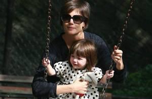 PHOTOS : Katie Holmes et Suri, stars de mère en fille !
