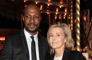 Claire Chazal lumineuse en soirée face à Sarah Biasini et Bernadette Chirac