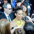 Alicia Keys lors de la cérémonie des ARIA Awards 2013. Sydney, le 1er décembre 2013.