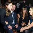Jared Leto, Nick Kroll, Rashida Jones et Amy Poehler lors de la 23 cérémonie des Gotham Independent Film Awards à New York le 2 décembre 2013.