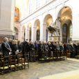 L'hommage au cinéaste Georges Lautner, organisé à Paris en l'église Saint-Roch le 5 décembre 2013