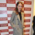 """Elsa Zylberstein à l'inauguration d'une nouvelle boutique """"Comptoir des Cotonniers"""" au 1 rue des Francs-Bourgeois à Paris, le 5 decembre 2013."""