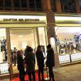 """Inauguration d'une nouvelle boutique """"Comptoir des Cotonniers"""" au 1 rue des Francs-Bourgeois à Paris, le 5 decembre 2013."""