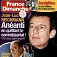 Le magazine France Dimanche du 6 décembre 2013