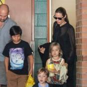 Angelina Jolie : Avec ses adorables enfants, elle partage un grand spectacle