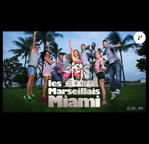 Les Marseillais, lors de leur saison à Miami.