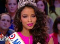 Flora Coquerel : Premier grand oral pour Miss France 2014, dans le Grand Journal