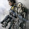 Affiche pour Tom Cruise dans Edge of Tomorrow.