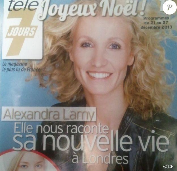 Le magazine Télé 7 Jours du 21 décembre 2013