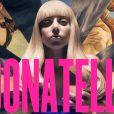 "Lady Gaga - Donatella - extrait de l'album ""ARTPOP"", novembre 2013."