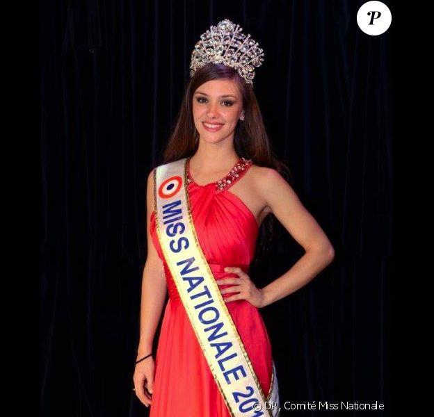 Norma Julia élue Miss Nationale 2014 le 14 décembre 2013