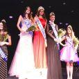 Norma Julia, Miss destituée de l'élection Miss France, a été élue Miss Nationale 2014 le 14 décembre 2013