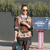Jessica Alba : Shopping, fête, travail... elle ne chôme pas !