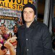 Orlando Bloom à la première du Loup de Wall Street à New York, le 147 décembre 2013.