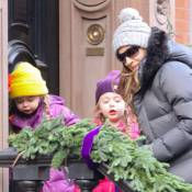 Sarah Jessica Parker : La star et ses jumelles préparent Noël