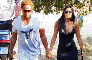 PHOTOS : Gary Dourdan et sa girlfriend, experts en vacances !