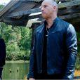 Paul Walker et Vin Diesel dans un extrait officiel de Fast & Furious 7.