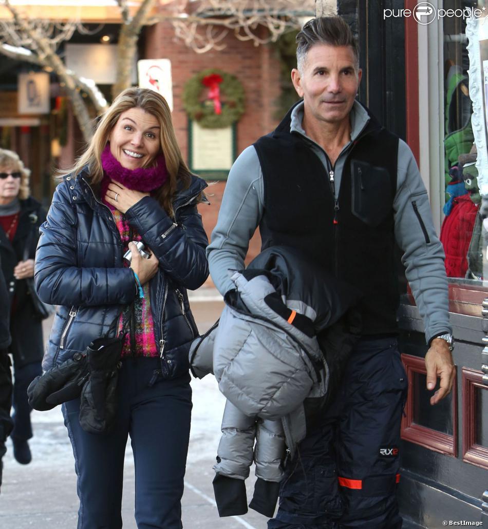 Lori Loughlin : Noël en famille à Aspen, pour la star de ...