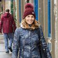Lori Loughlin fait du shopping à Aspen, le 21 décembre 2013.