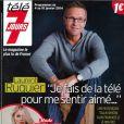 Laurent Ruquier en couverture de Télé 7 Jours, en kiosques lundi 30 décembre 2013