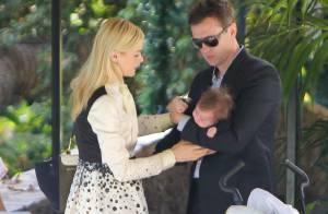 Jaime King et Rachel Zoe : Sublimes, les jeunes mamans se présentent leurs bébés