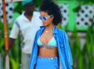 Look de la Semaine : Rihanna et Eva Longoria ont achevé 2013 avec style