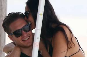 Demi Moore amoureuse : Au soleil avec son nouveau toy boy de 27 ans, Sean Friday