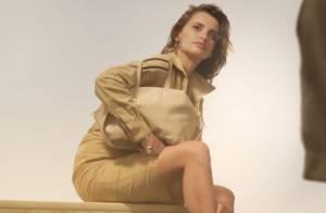 Penélope Cruz : Divine égérie de Loewe, après son accouchement