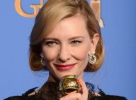 Cate Blanchett : Vodka et victoire aux Golden Globes, Sandra Bullock tête basse