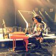 Jenifer a retrouvé le chemin des enregistrements de The Voice, saison 3