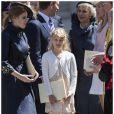 Lady Louise Windsor à Westminster le 4 juin 2013 pour le 60e anniversaire du couronnement de la reine Elizabeth II.