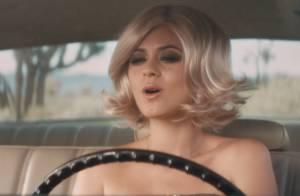 Emilie Simon : Sensuelle et blonde dans ''Menteur'', son nouveau clip