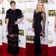 Cate Blanchett, Adèle Exarchopoulos, Margot Robbie et Sandra Bullock aux Critic's Choice Movie Awards 2014
