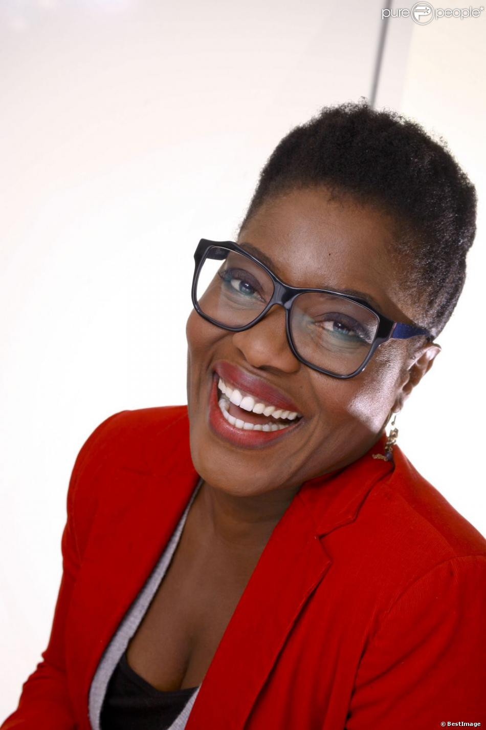 Portrait de Claudia Tagbo. Mars 2013