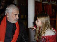 Jean-Paul Belmondo et sa fille Stella : Déjeuner au temple du jazz manouche