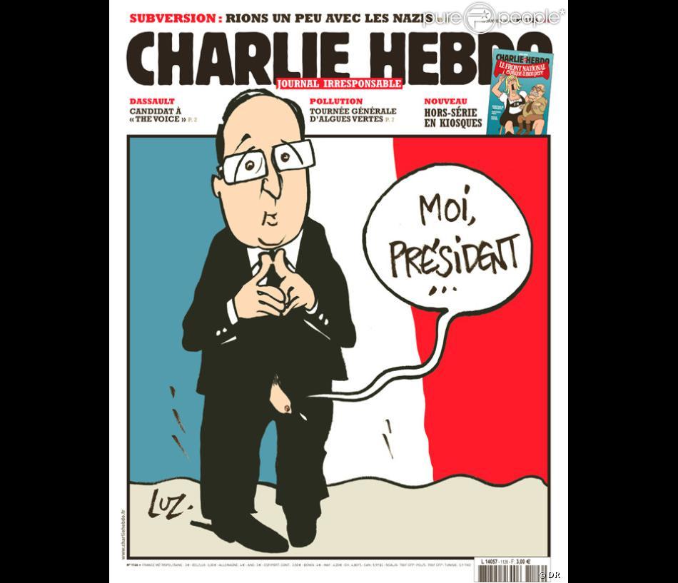 charlie hebdo magazine