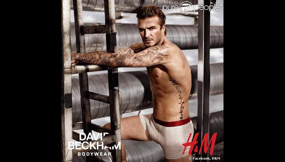 Campagne de David Beckham