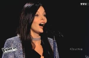 The Voice 3 - Douchka ''frustrée'' par son retour raté : La chanteuse s'explique
