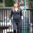 Jennifer Garner à Los Angeles, le 24 Janvier 2014.