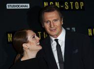 Julianne Moore et Liam Neeson à Paris : Un duo terriblement complice et glamour